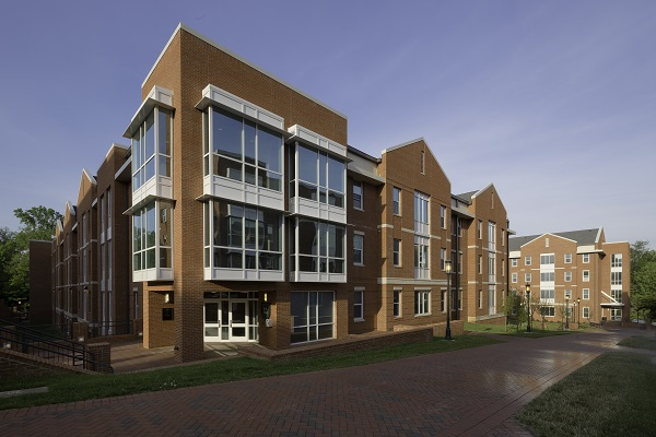 Belk Hall - University of North Carolina Charlotte, North Carolina