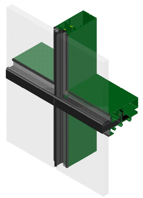 XTherm® 8250 Unitized Curtain Wall<br/><p></p>